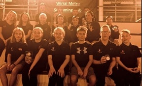 Wirral Metro Success at Swim Conwy Autumn Meet 2018