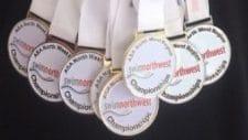 Wirral Metro Regional Championships  Medal Winners 2019